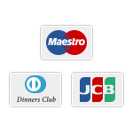 Join by Maestro, Diners, or JCB
